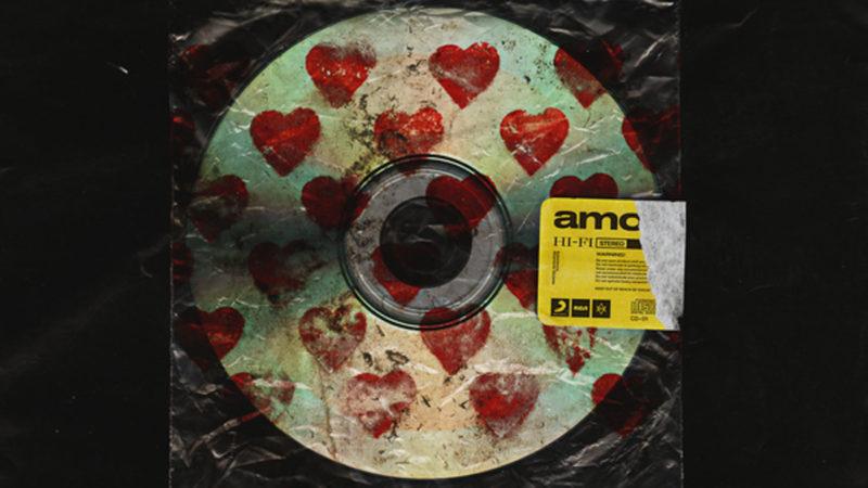 """Bring Me The Horizon """"Amo"""" (RCA Records, 2019)"""