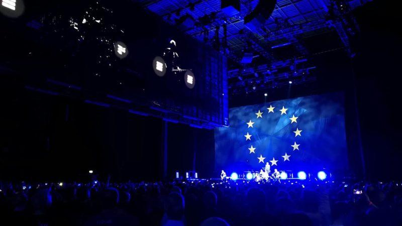 Gli U2, Dublino e l'Europa