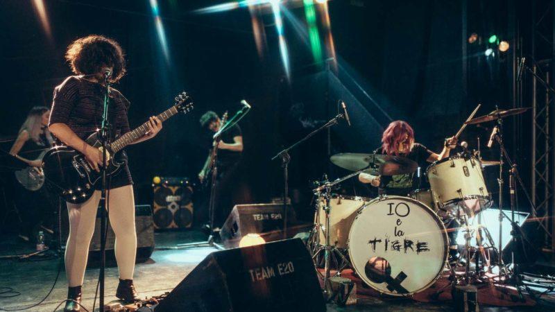Singapore, il nuovo singolo di IO e la TIGRE