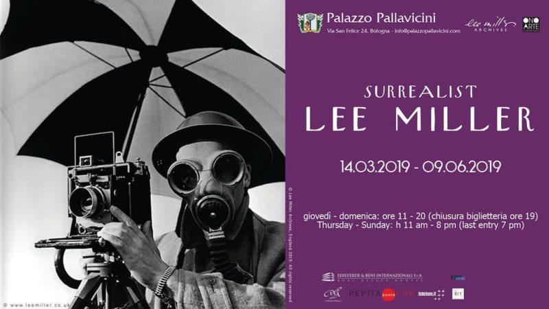 """Il surrealismo di Lee Miller """"in mostra"""" e sul palco"""
