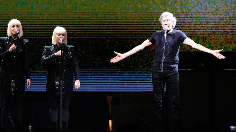 Roger Waters – Unipol Arena – Bologna – 21 aprile 2018