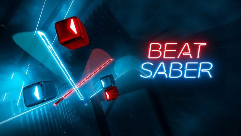 Beat Saber immagine in evidenza