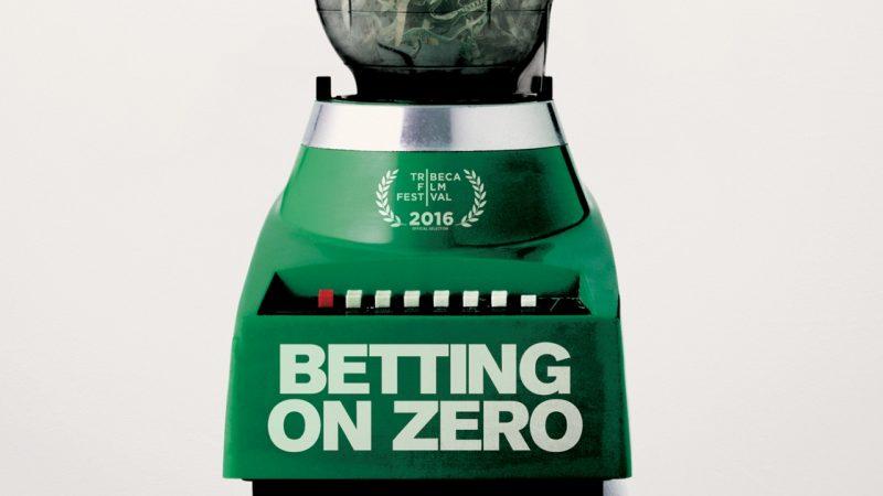 Betting on Zero immagine in evidenza