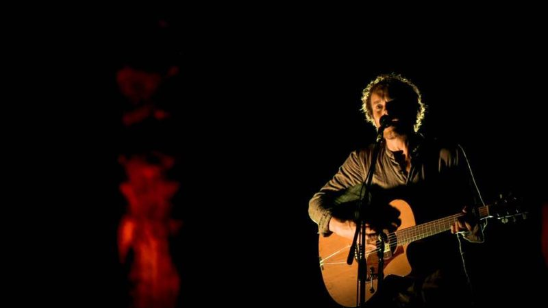 Damien Rice – Wood Water Wind Tour – 22 luglio 2018 – Teatro Romano di Ostia Antica