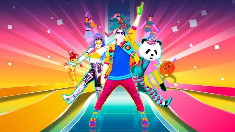 Just Dance immagine in evidenza