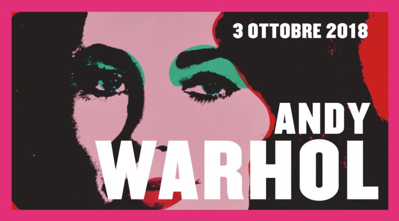 Andy Warhol e la musica al Complesso del Vittoriano