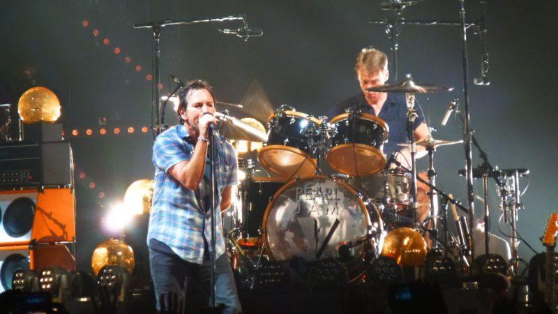 I Pearl Jam a Milano aprono il loro mini-tour Italiano