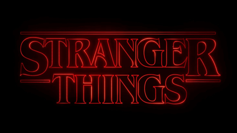 Stranger Things & the faboulous eighties