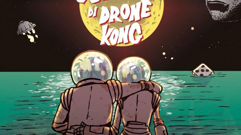 """""""La Superluna di Drone Kong"""": il progetto di Fabrizio 'Nikki' Lavoro, musicista e voce di Tropical Pizza"""