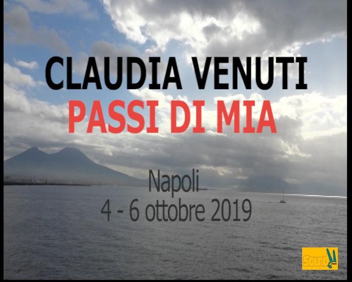 Un weekend con Claudia Venuti a Napoli