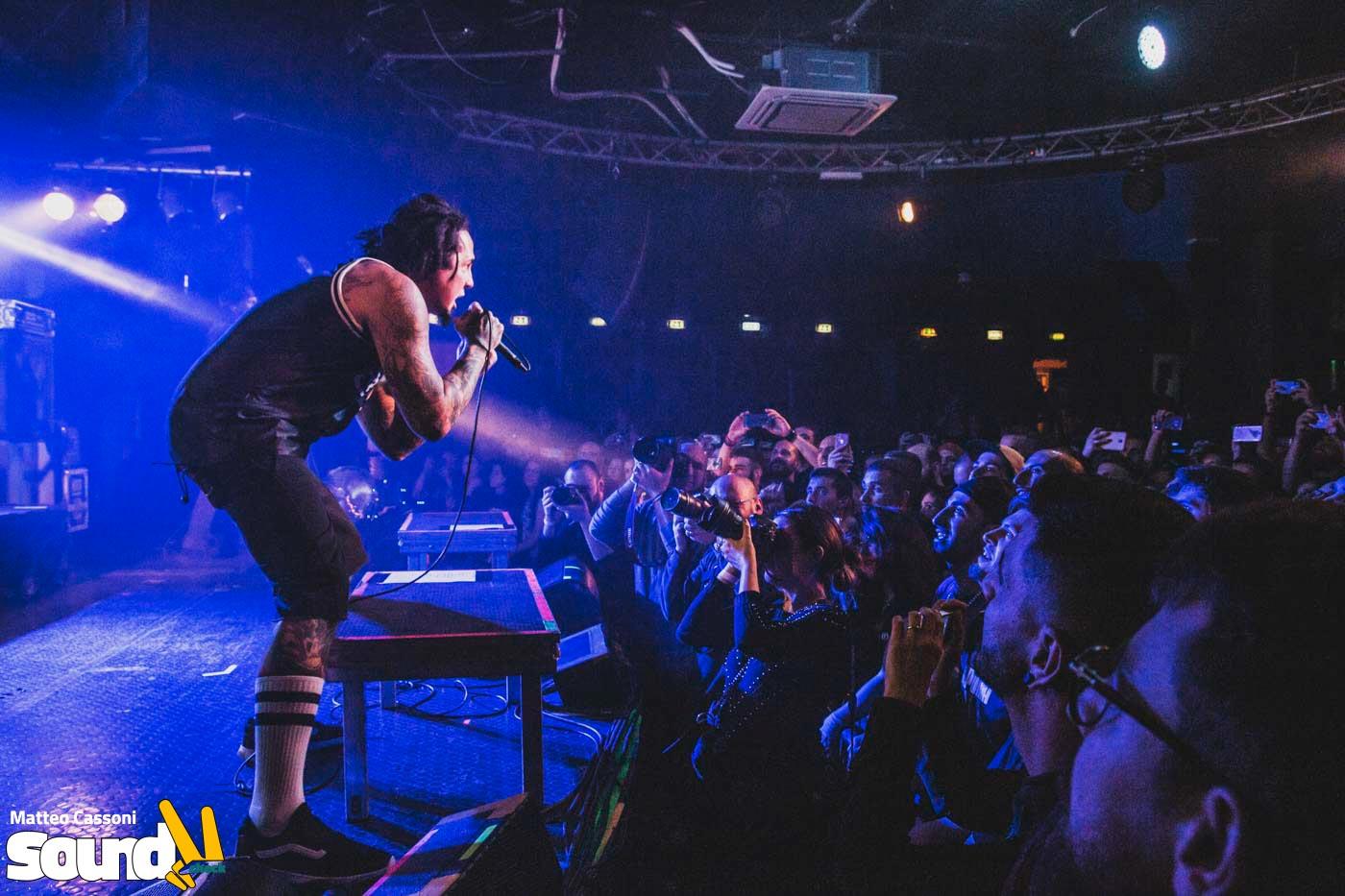 P.O.D + Alien Ant Farm – Orion Club – 13 Novembre 2019