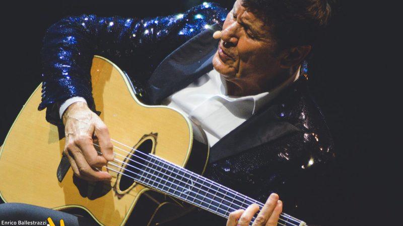 Gianni Morandi – Teatro Duse – 20 dicembre 2019