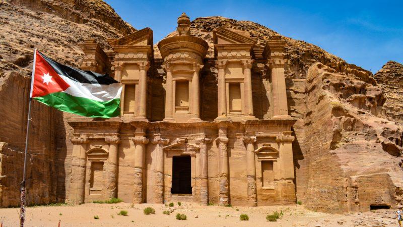Sette giorni in Giordania