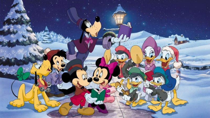 Natale Disney 2019: la programmazione TV