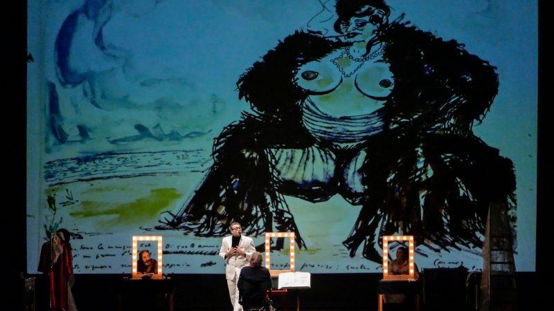 Fellini 100: Daniel Pennac e La Legge del Sognatore – Teatro Galli – 22 gennaio 2020