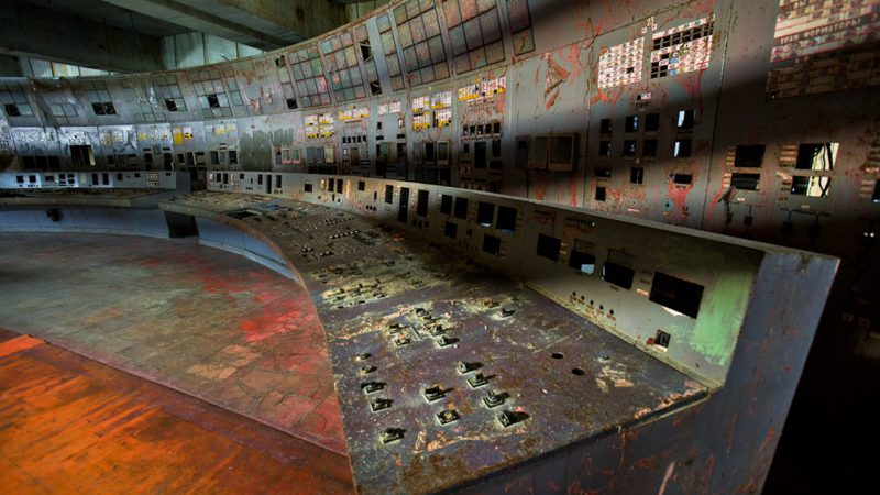 Chernobyl: l'ombra lunga. Fotografie di Gerd Ludwig