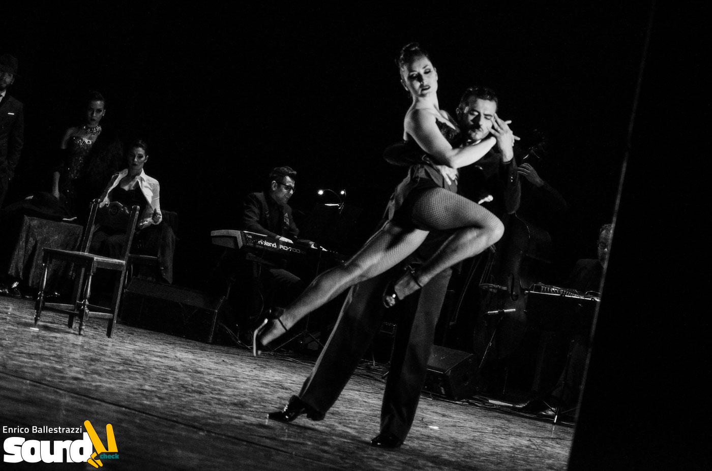 Tango Rouge Company- Teatro Duse – 12 febbraio 2020