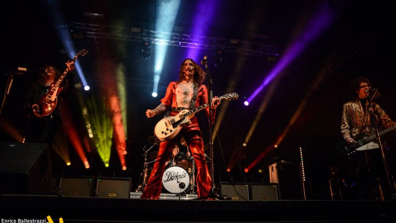 The Darkness al Vox Cub