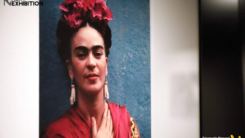 Frida Kahlo attraverso lo sguardo di Nickolas Muray
