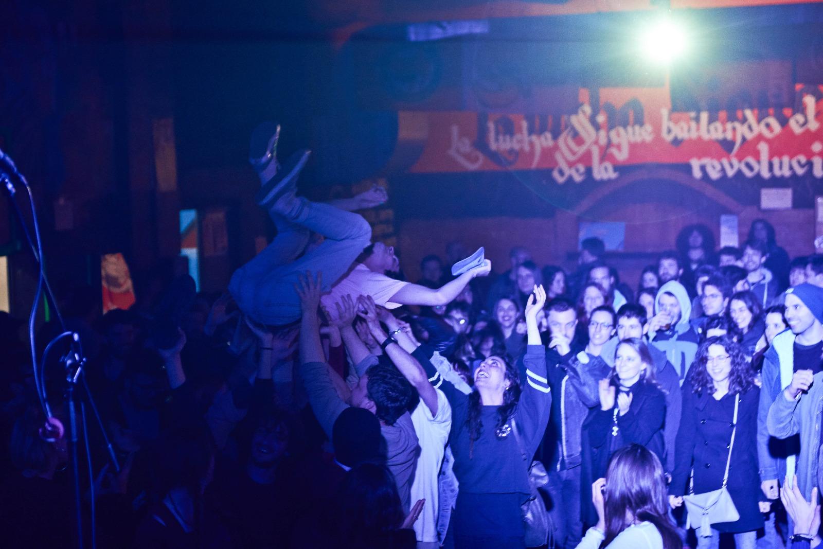 Dischi Sotterranei vuole creare una comunità musicale, che sia alternativa davvero