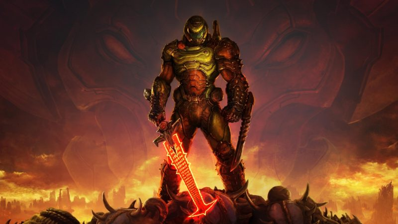 DOOM Eternal immagine in evidenza