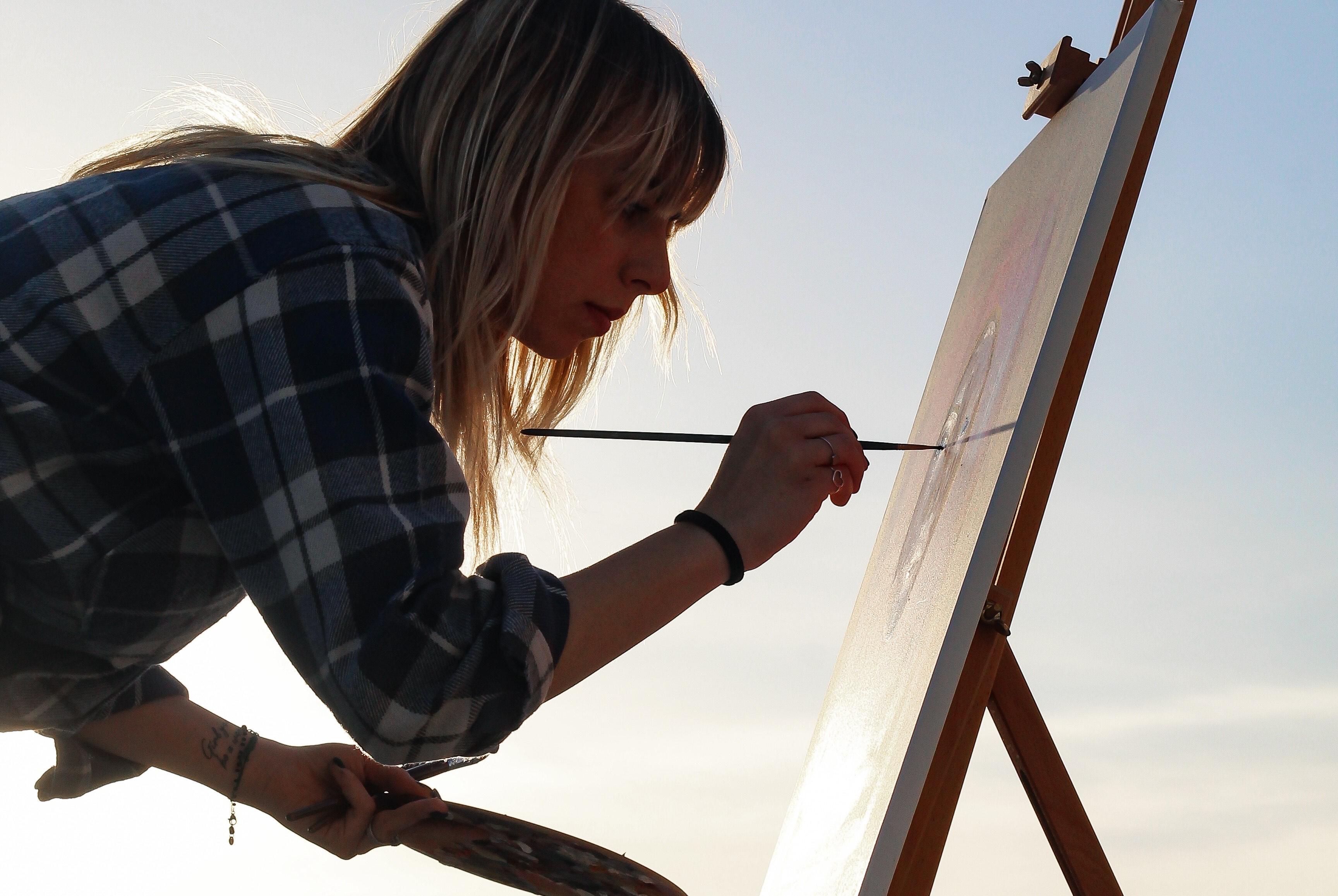Alice Bottoni e la sua vita a colori