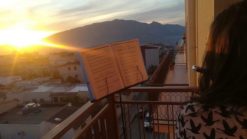 La quarantena dei balconi. Sì, ma…