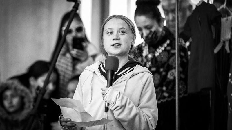 Potere e Parole: come Greta Thunberg vuole salvare il pianeta sgridandoci