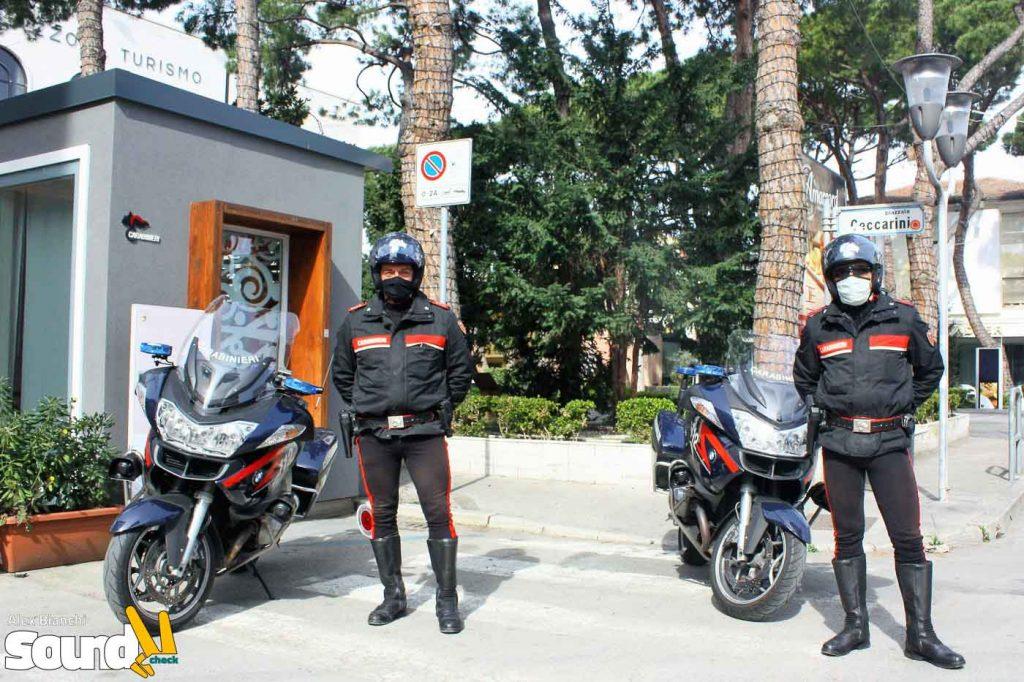 Carabinieri di Riccione