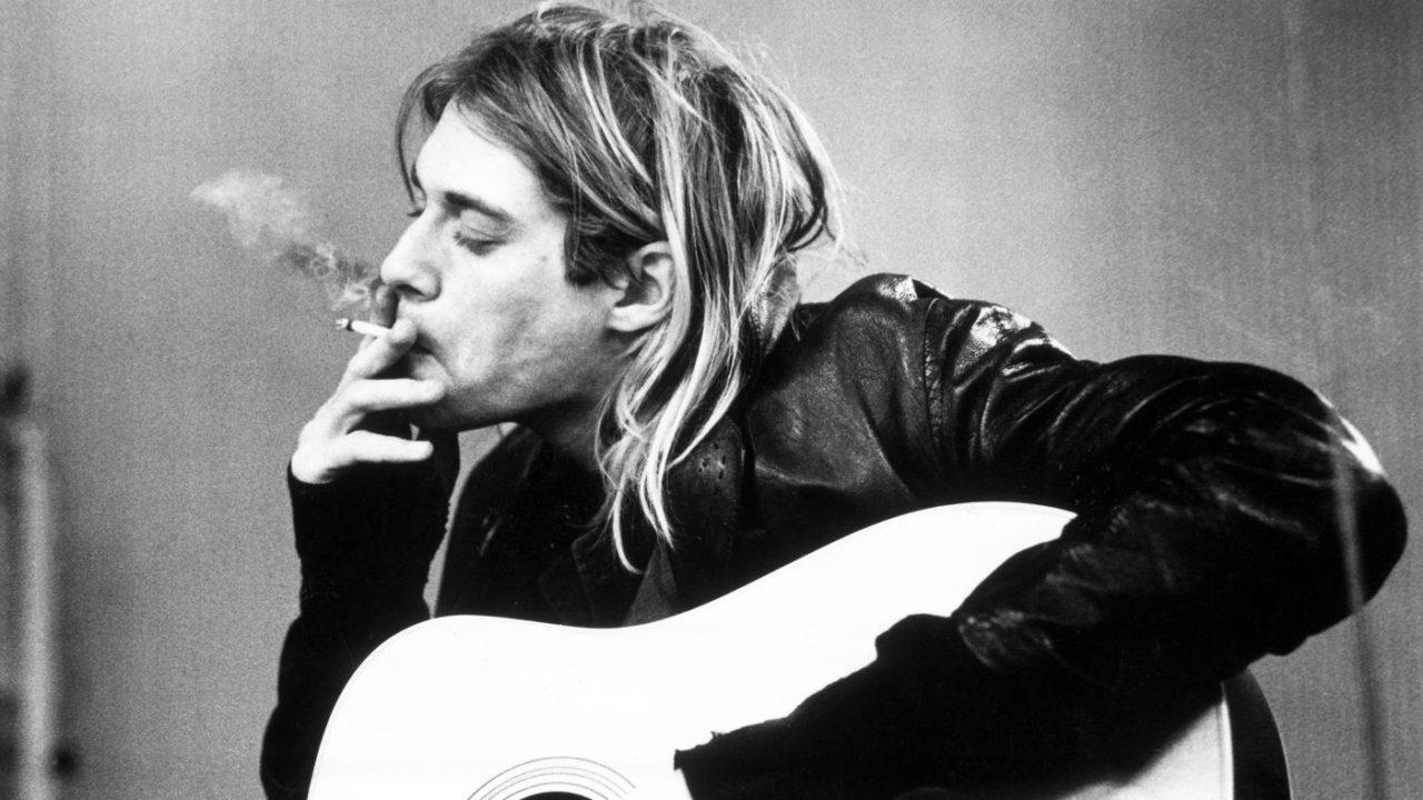 """Oggi è morto Kurt Cobain"" (era il 1994)"