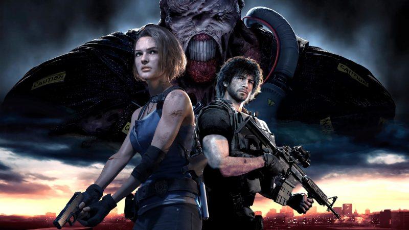 Resident Evil 3 immagine in evidenza