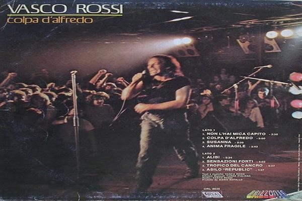 DiscOttanta: Colpa d'Alfredo di Vasco Rossi