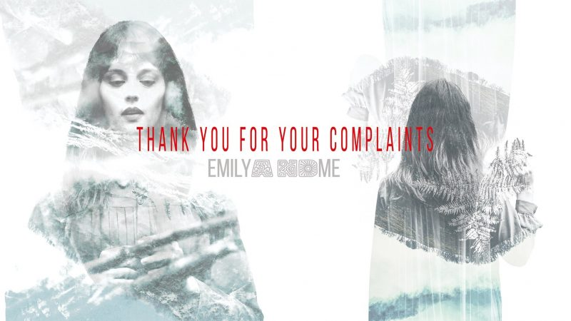 Thank you for your Complaints, il nuovo album di Emilya ndMe