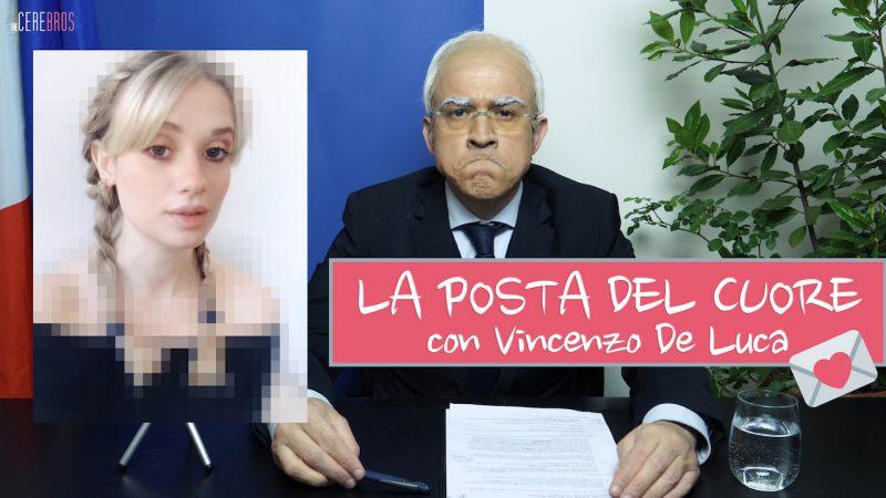 #Lapostadelcuore di Vincenzo De Luca