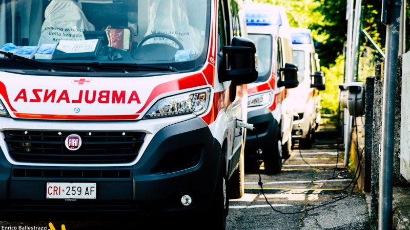 Un giorno da volontario nella Croce Rossa Italiana