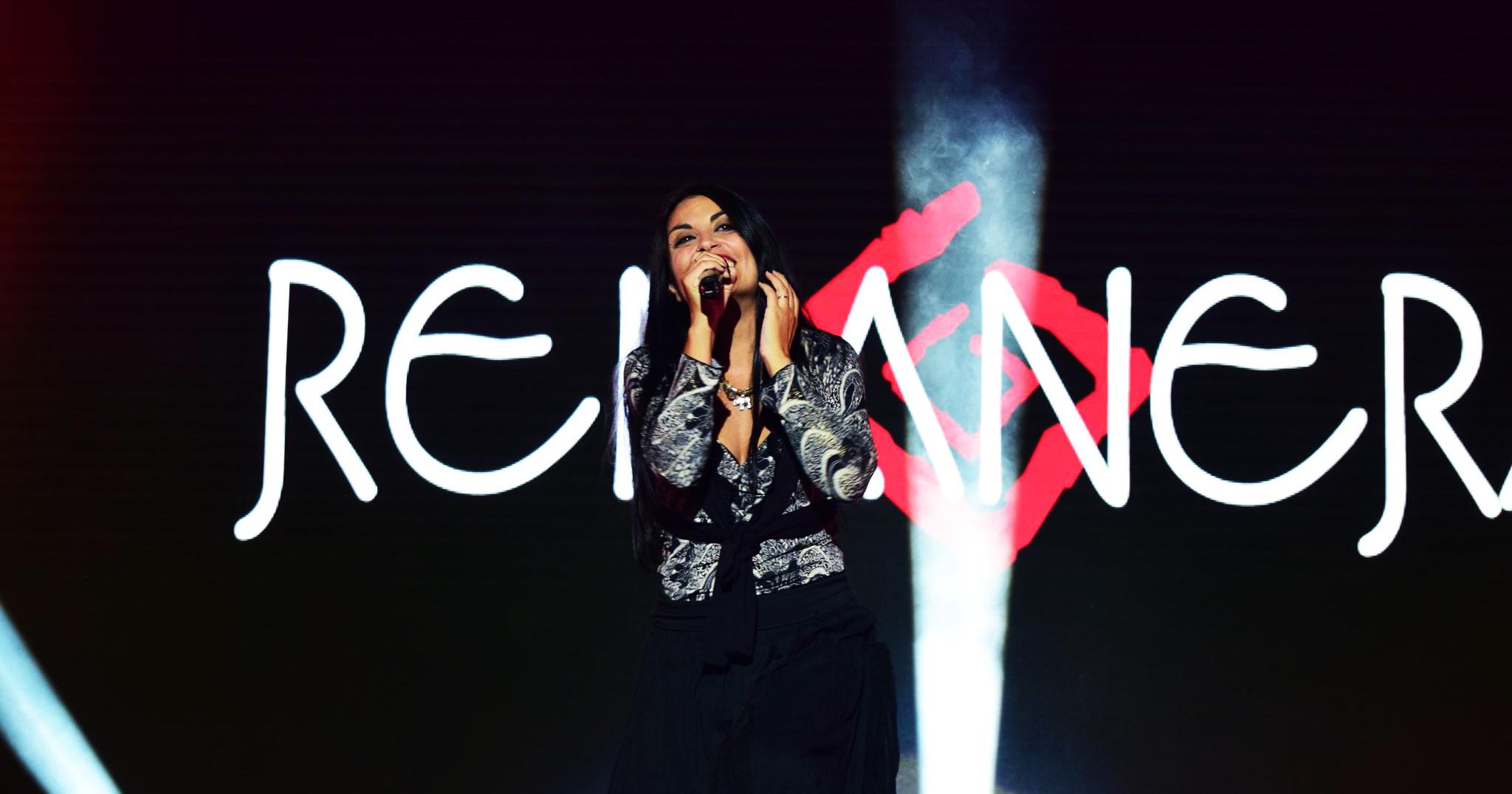 Unaderosa e il suo progetto musicale Renanera