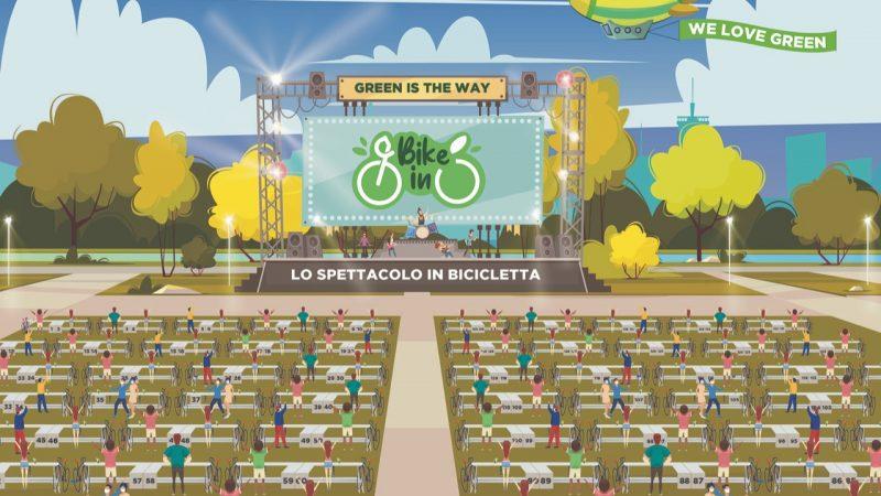 Bike-In: gli eventi live ripartono dalla bici