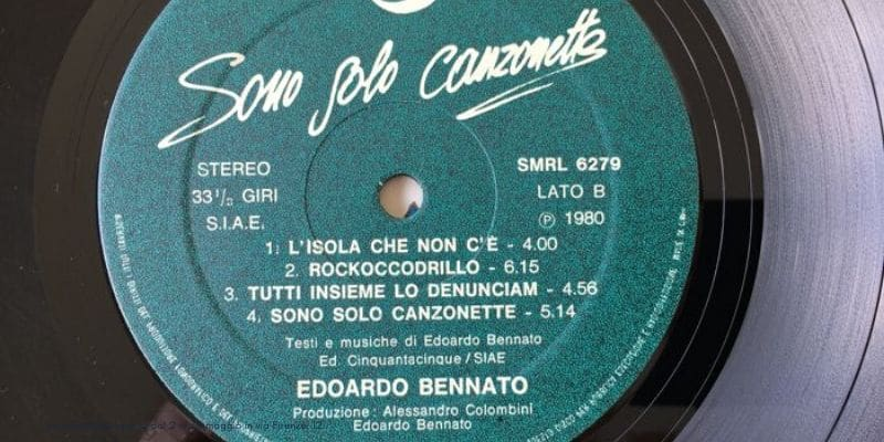 DiscOttanta – Sono solo canzonette di Edoardo Bennato