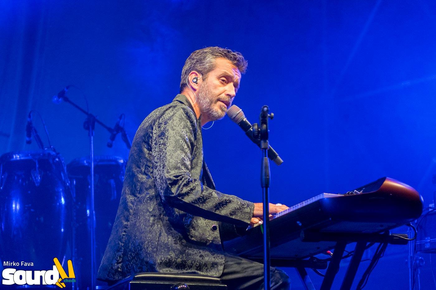 Daniele Silvestri – Sant'Agata Bolognese – 24 luglio 2020