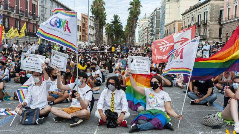 Bari Pride 2020, il bello di essere sé stessi
