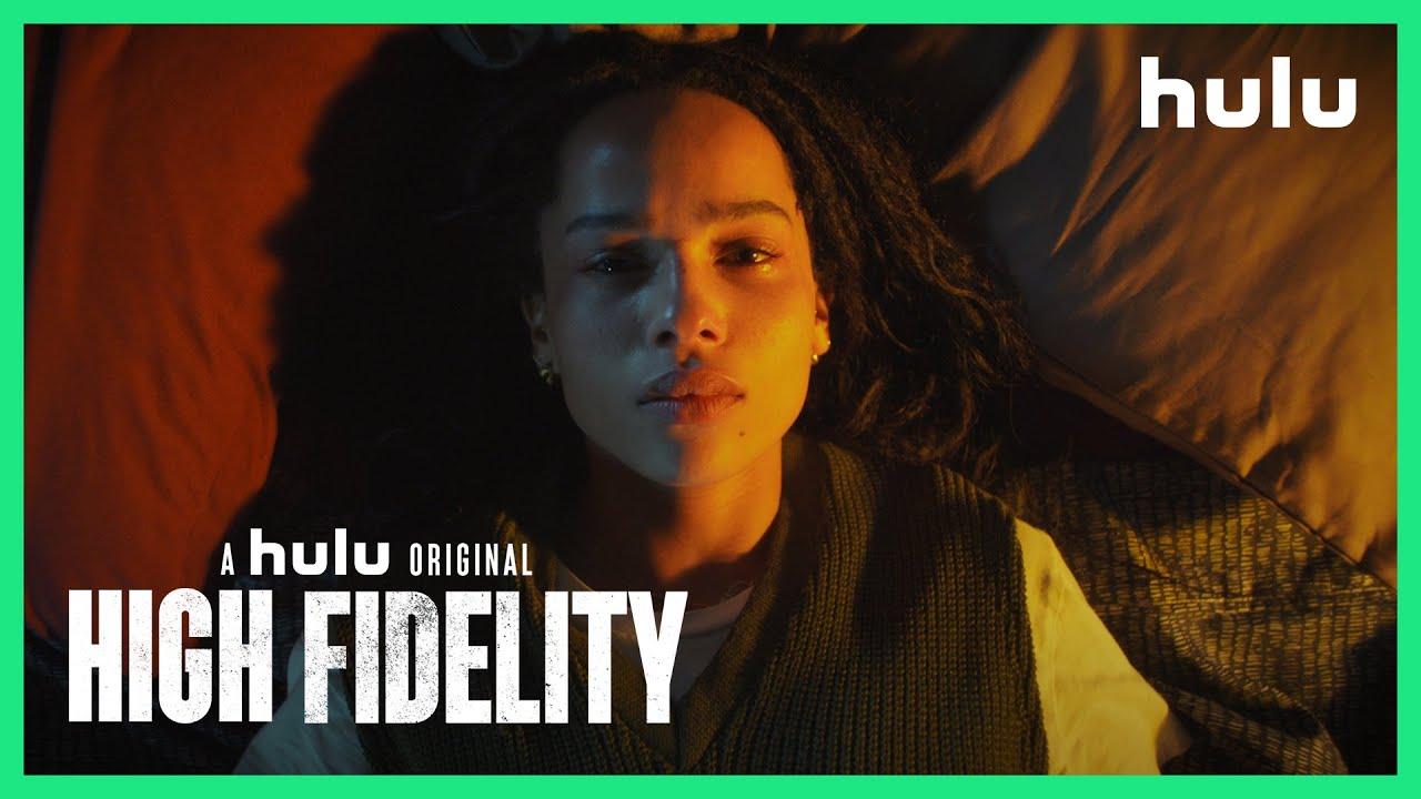 High Fidelity: Zoe Kravitz e la sua incomparabile Rob