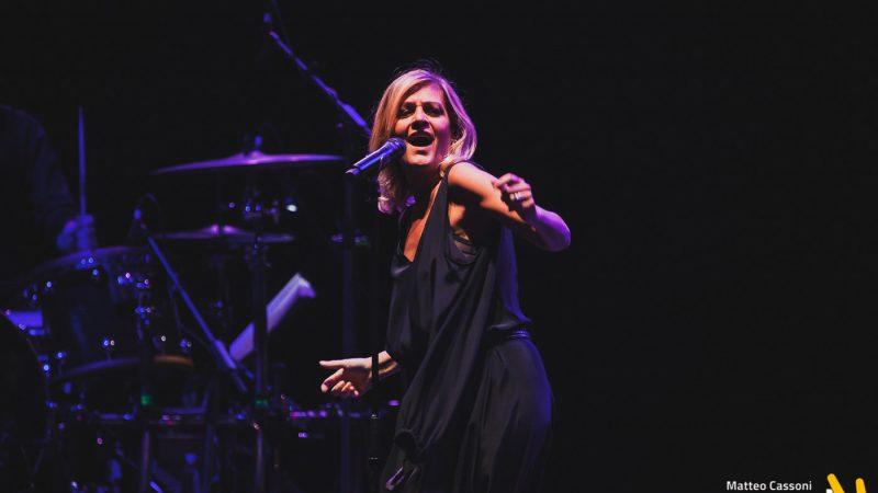 Irene Grandi – Auditorium Parco della Musica – 22 luglio 2020