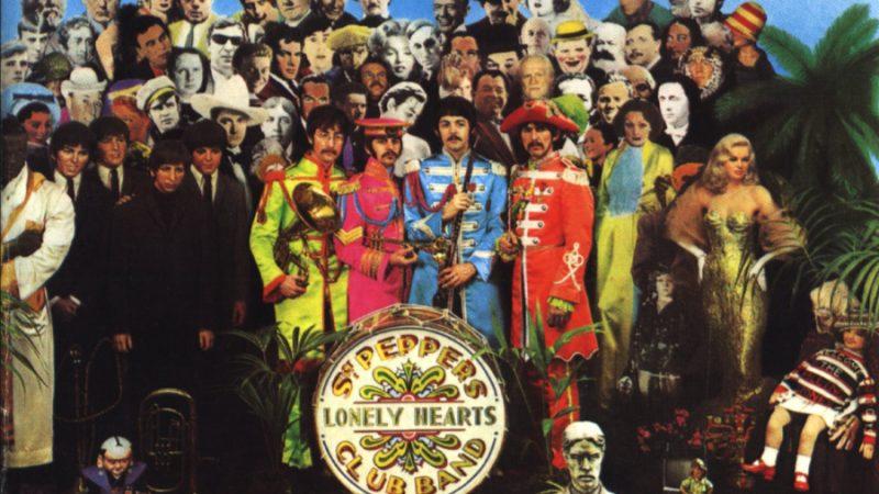 Storia della copertina di Sgt Pepper e il mistero di McCartney