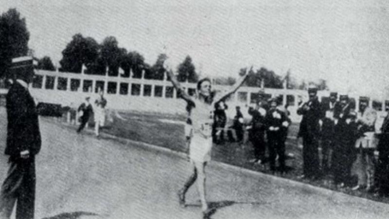 Musica ed emozioni, anche nello sport: Anversa 1920
