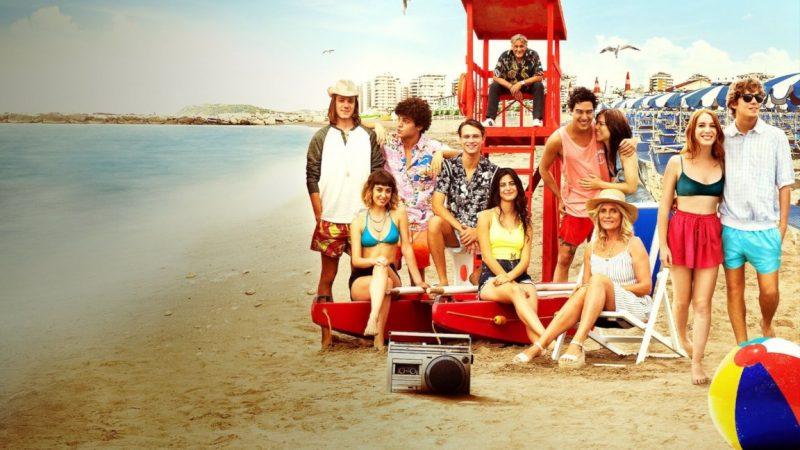 Sotto il sole di Riccione: noia e disagio targati Netflix