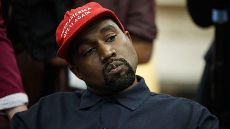 Kanye West si candida alla presidenza degli Stati Uniti d'America su Twitter