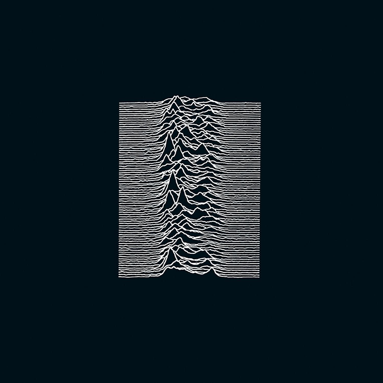Unknown Pleasures dei Joy Division: la copertina mitica di un disco tragico