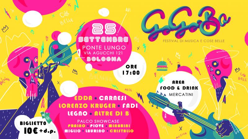 Go Go Bo: appuntamento a Bologna il 25 settembre