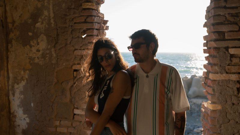 "Saint Pablo e Bipuntato e la loro affascinante ""Disegnerei"""