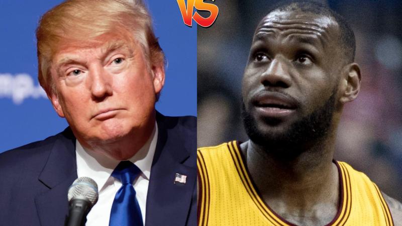 Donald Trump è in una relazione complicata anche con lo sport